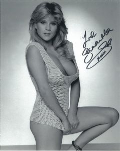 Samantha Fox (Model, Singer) - Genuine Signed Autograph 8307